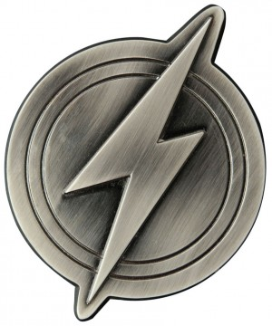Justice League - The Flash Logo sörnyitó