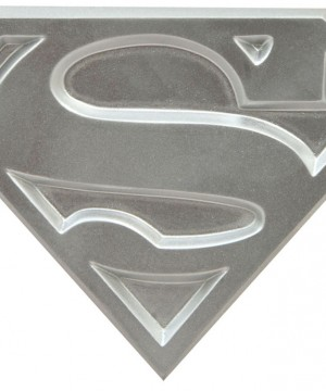 Superman: The Animated Series logo alakú sörnyitó