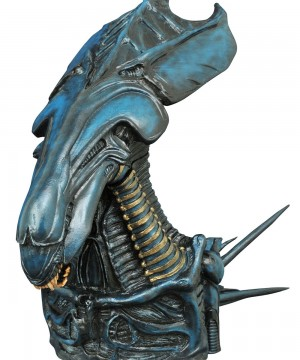 Aliens Bust Bank Alien Xenomorph Queen 23 cm