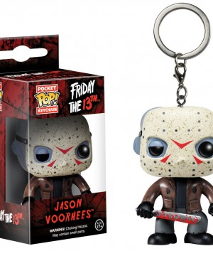 Horror Icons Funko Pocket POP! kulcstartó - Firday 13th Jason