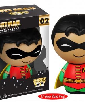 Batman Vinyl Sugar Dorbz XL Vinyl Figure Robin 15 cm