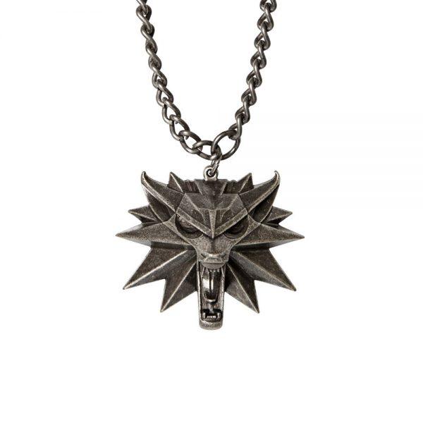 Witcher III Wild Hunt nyaklánc