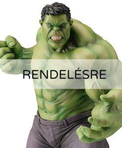 Marvel Comics - ARTFX+ PVC Szobor 1/10 Hulk (Avengers Now) 25 cm