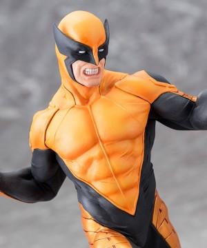 Marvel Now! ARTFX+ PVC Szobor 1/10 Wolverine 19 cm