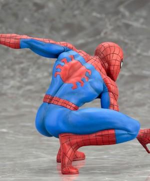 Marvel Now! - ARTFX+ PVC Szobor 1/10 The Amazing Spider-Man 9 cm