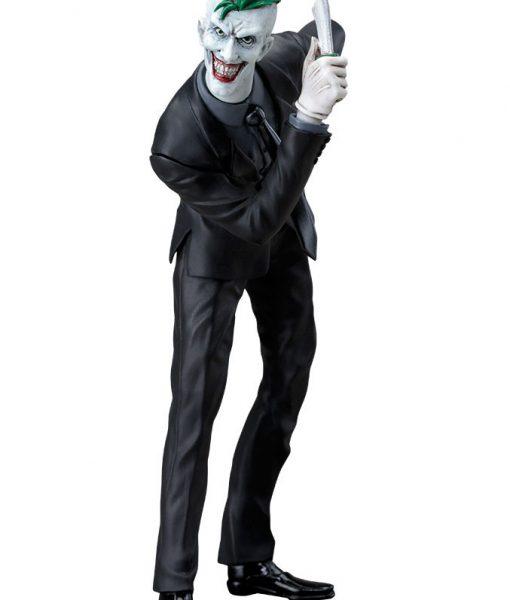 DC Comics - ARTFX+ PVC Szobor 1/10 Joker (The New 52) 19 cm