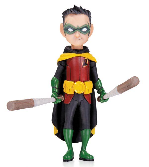 Batman Li´l Gotham Action Figure Robin 7 cm