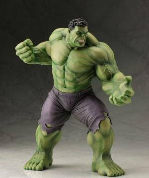 Marvel Comics ARTFX+ PVC Szobor 1/10 Hulk (Avengers Now) 25 cm
