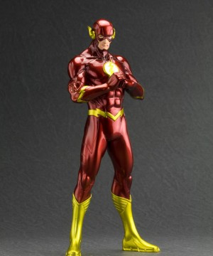DC Comics - ARTFX+ PVC Szobor1/10 The Flash (New 52) 19 cm
