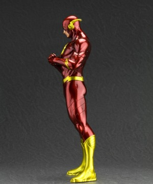 DC Comics - ARTFX+ PVC Szobor 1/10 The Flash (New 52) 19 cm