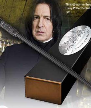 Harry Potter - Piton professzor varázspálcája