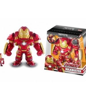 Metals Marvel - Hulkbuster és Ironman figurák