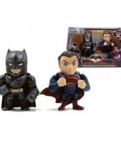 Metals Batman vs Superman - Batman & Superman 2-pack