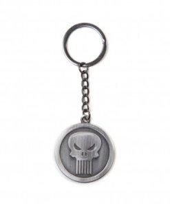 Marvel - Punisher Metal Keychain