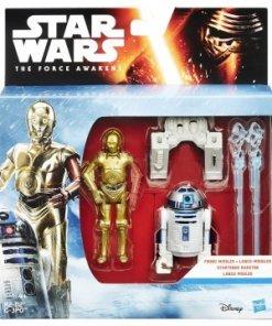 Star Wars - R2-D2 & C-3PO