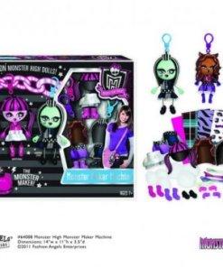Monster High 3D táskadísz készítő