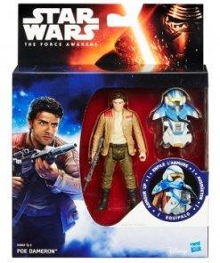 Star Wars Episode VII Armor Up Akció figura - Poe Dameron