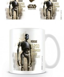 Star Wars Rogue One Mug K-2SO