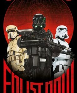 Star Wars Rogue One Poster Pack Enlist Now 61 x 91 cm