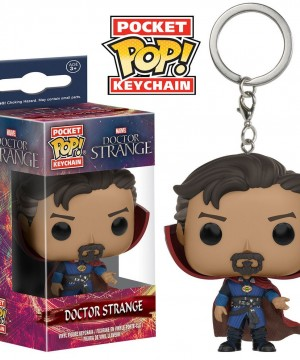 Marvel Comics - Doctor Strange Funko Pocket POP! kulcstartó