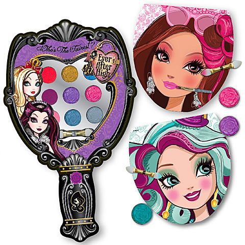 Ever After High – Sminktervező szett