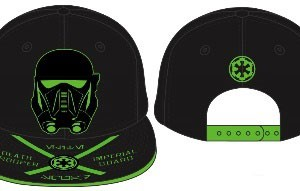 Star Wars Rogue One Adjustable Cap Imperial Guard