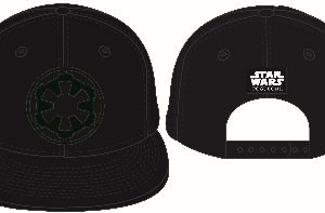 Star Wars Rogue One Adjustable Cap Empire Logo