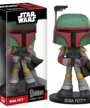 Star Wars Wacky Wobbler - Boba Fett
