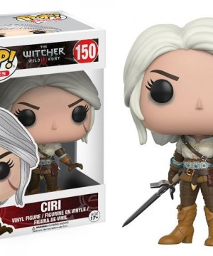 The Witcher POP! figura - Ciri
