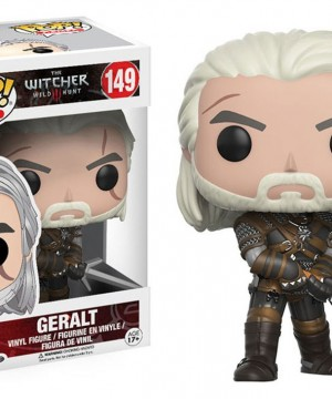 The Witcher POP! figura - Geralt