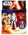 Star Wars Episode VII Armor Up Akció figura - First Order Flametrooper