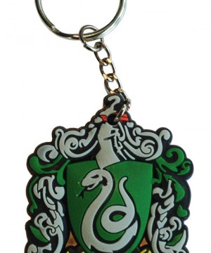 Harry Potter Fridge Keychains Slytherin Crest 5 cm