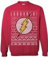 DC Comics karácsonyi pulóver - The Fash