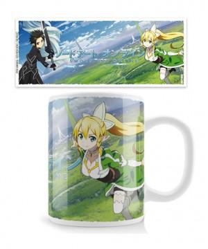 Sword Art Online Mug Bro and Sista