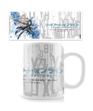 Sword Art Online Mug Couple Graphic