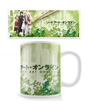 Sword Art Online Mug Team Forest