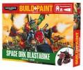 Warhammer 40k Modell Szett – Space Ork Blastabike