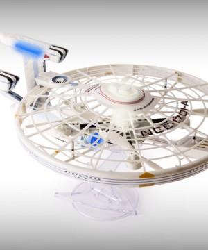 Star Trek - U.S.S Enterprise (NCC-1701-A) drón űrhajó