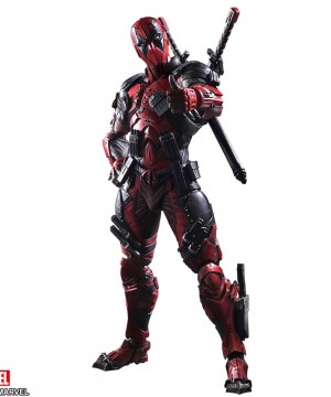 Marvel Comics - Variant Play Arts Kai Deadpool figura