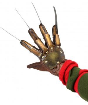 Rémálom az Elm utcában - Freddy Krueger kesztyűje replika