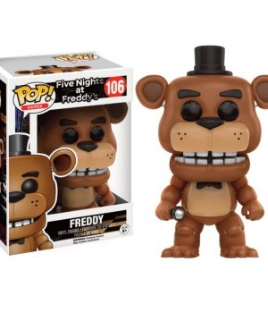 Five Nights at Freddy's Funko POP! figura - Freddy