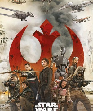 Star Wars Rogue One Poster Pack Rebels 61 x 91 cm
