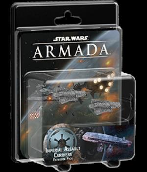 Star Wars: Armada - Imperial Assault Carriers kiegészítő