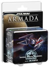Star Wars: Armada - Imperial Fighter Squadrons kiegészítő