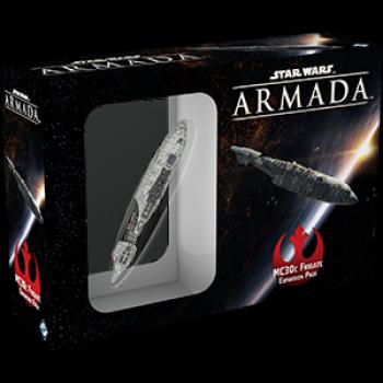 Star Wars: Armada - MC30C Frigate kiegészítő