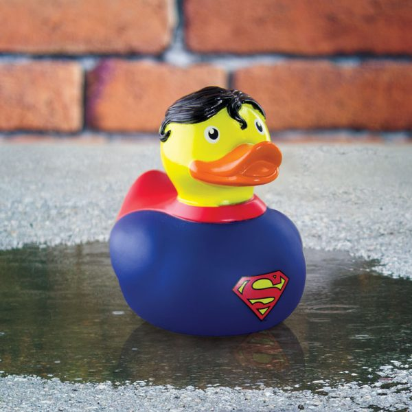 DC Comics Bath Duck Superman
