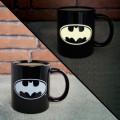 DC Comics Glow In The Dark Mug Batman Logo