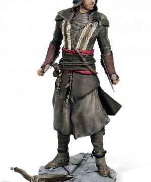 Assassin's Creed PVC Statue Aguilar (Michael Fassbender) 24 cm