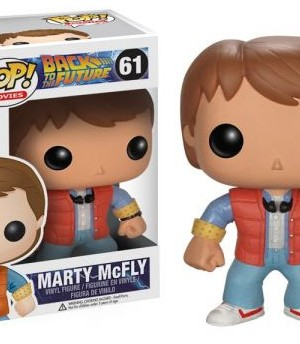 Back to the Future POP! Vinyl Figure Marty 10 cm