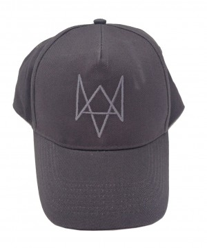 Watch Dogs Baseball Cap Aiden´s Fox Logo